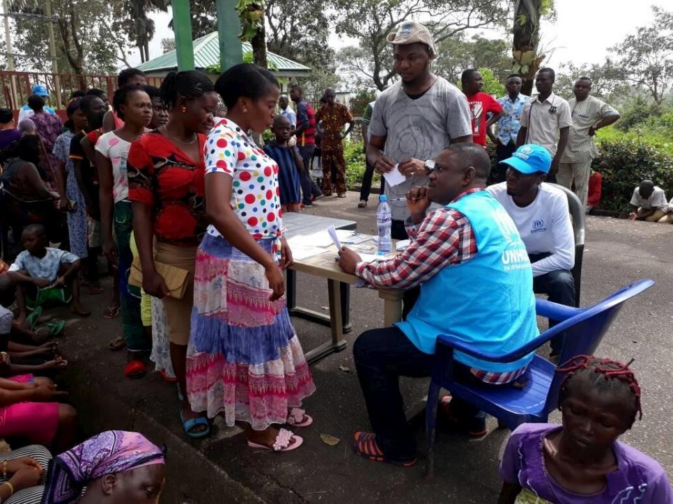 Cameroun : des réfugiées camerounaises observent depuis quelques jours une grève de la faim dans l'Etat nigérian de Cross River
