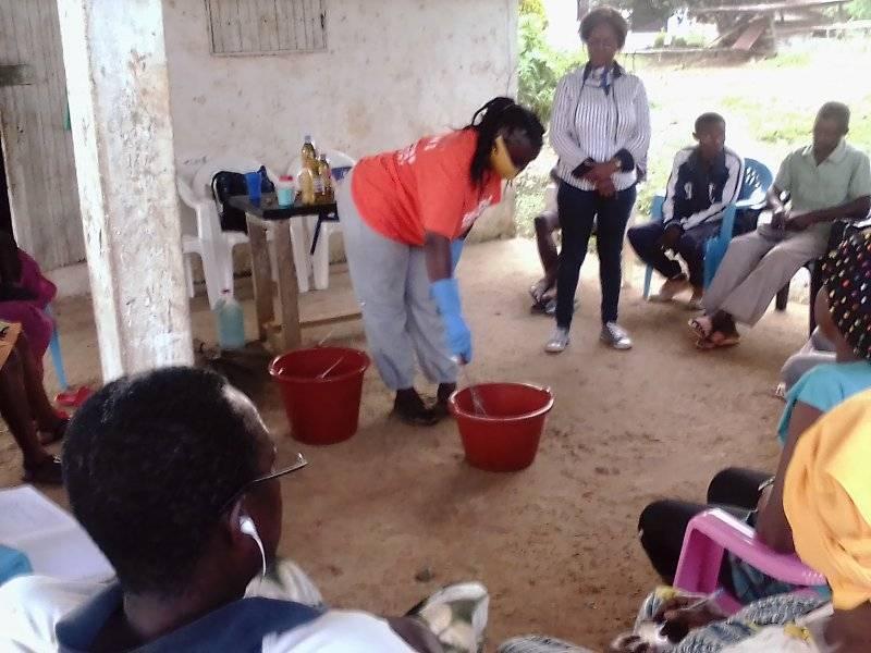 Cameroun : la MPEN organise des activités diverses avec les communautés rurales de Bibia et Bingambo au Sud du Cameroun