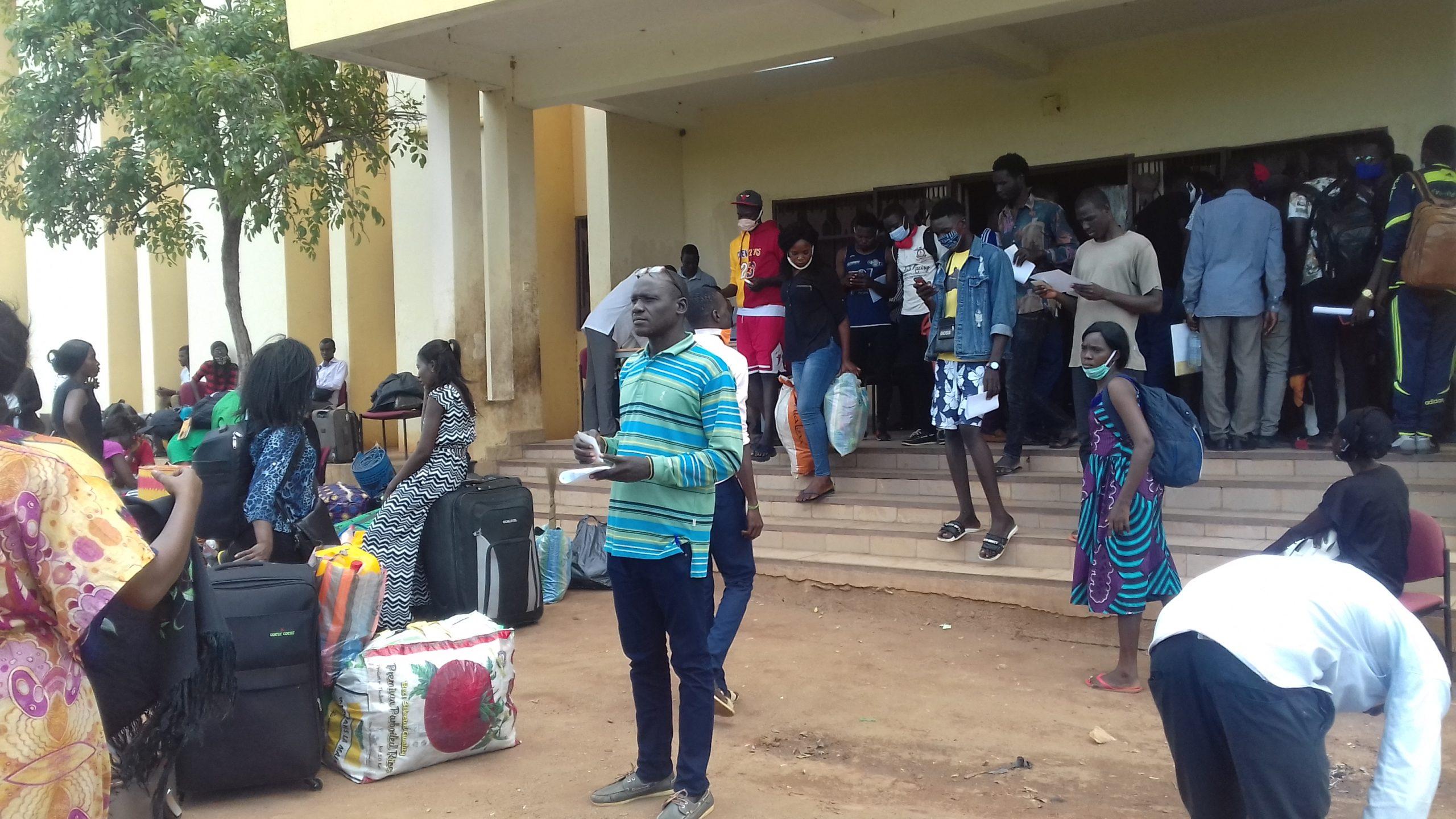 Covid-19 : « Je sors d'une semaine de quarantaine au Tchad »
