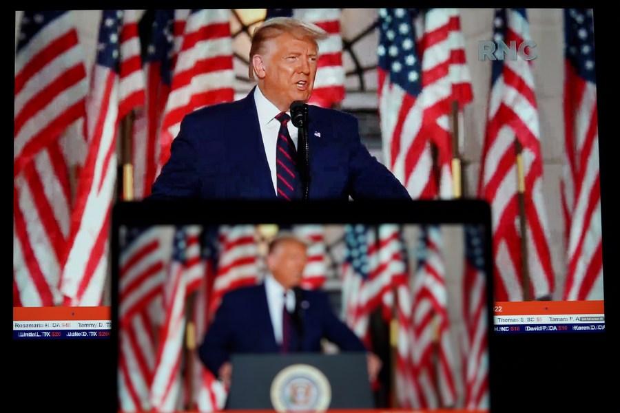 Donald Trump dit qu'il consacrera une partie de ses fonds personnels à la campagne électorale si nécessaire