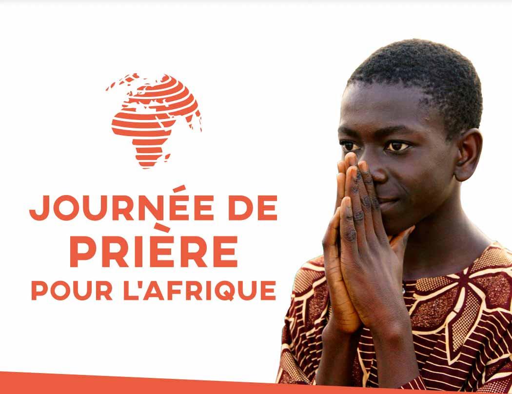 La journée de prière pour l'Afrique