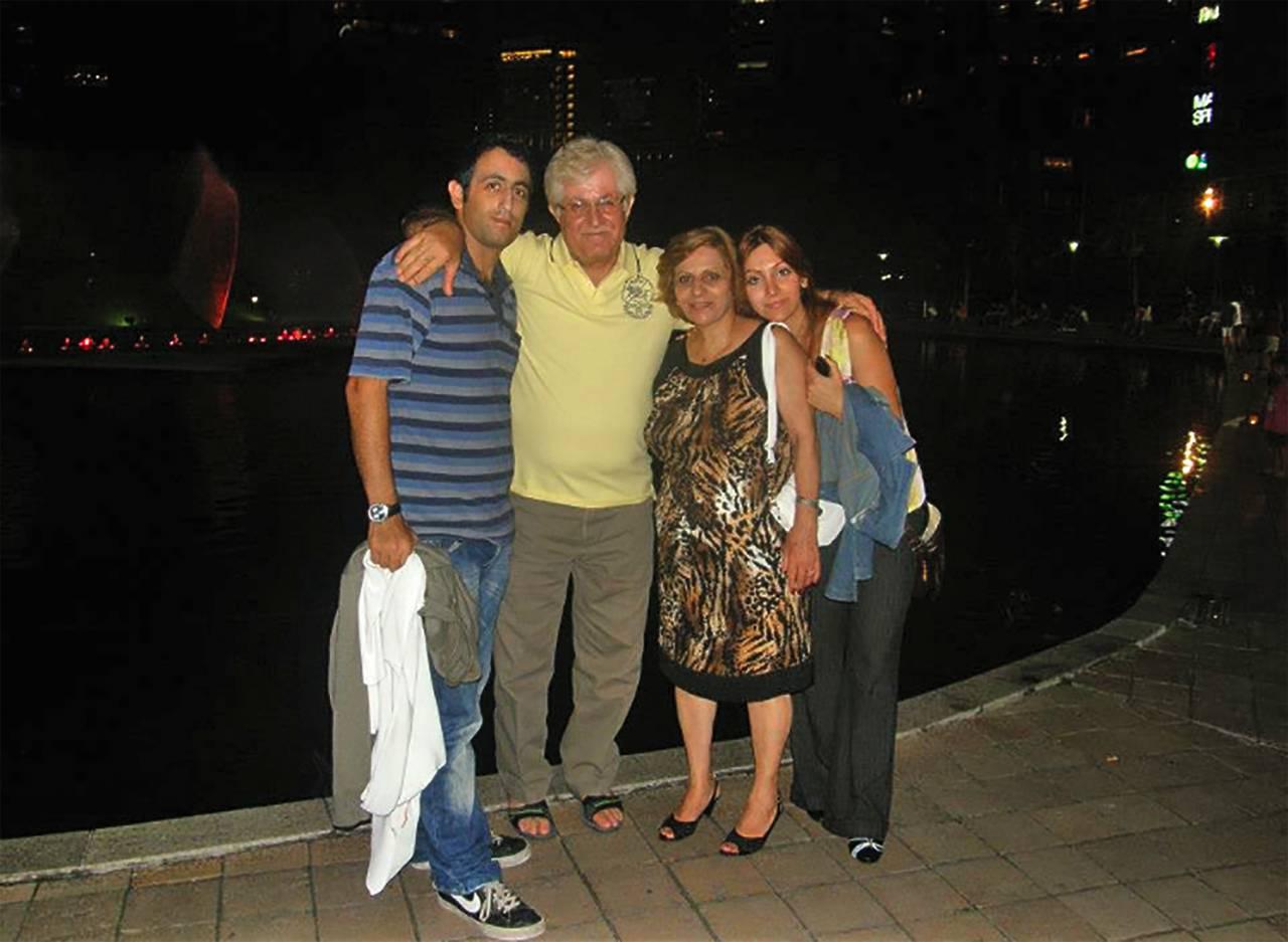 Le pasteur Victor Bet-Tamraz et son épouse se sont enfuis de l'Iran