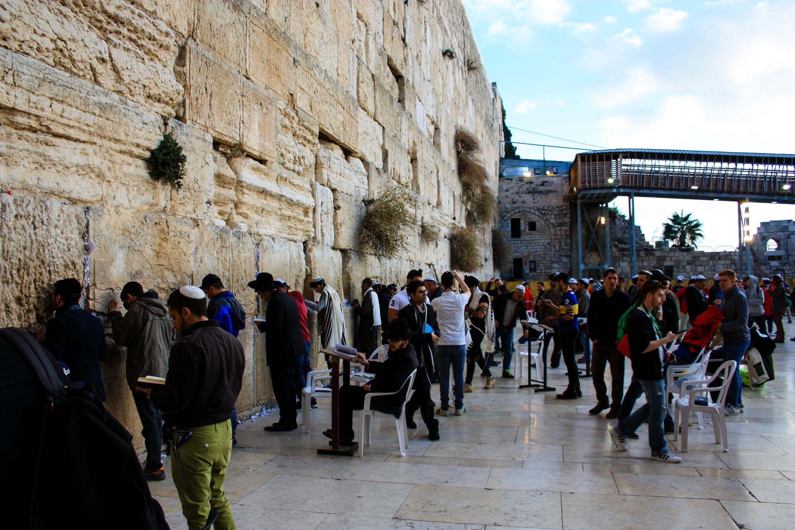 Rire de la Bible, le pari osé d'une série israélienne
