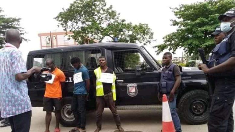 Cameroun : un gang de présumés malfrats qui menaçait de kidnapper des élèves contre une demande de rançon a été interpellé à Douala
