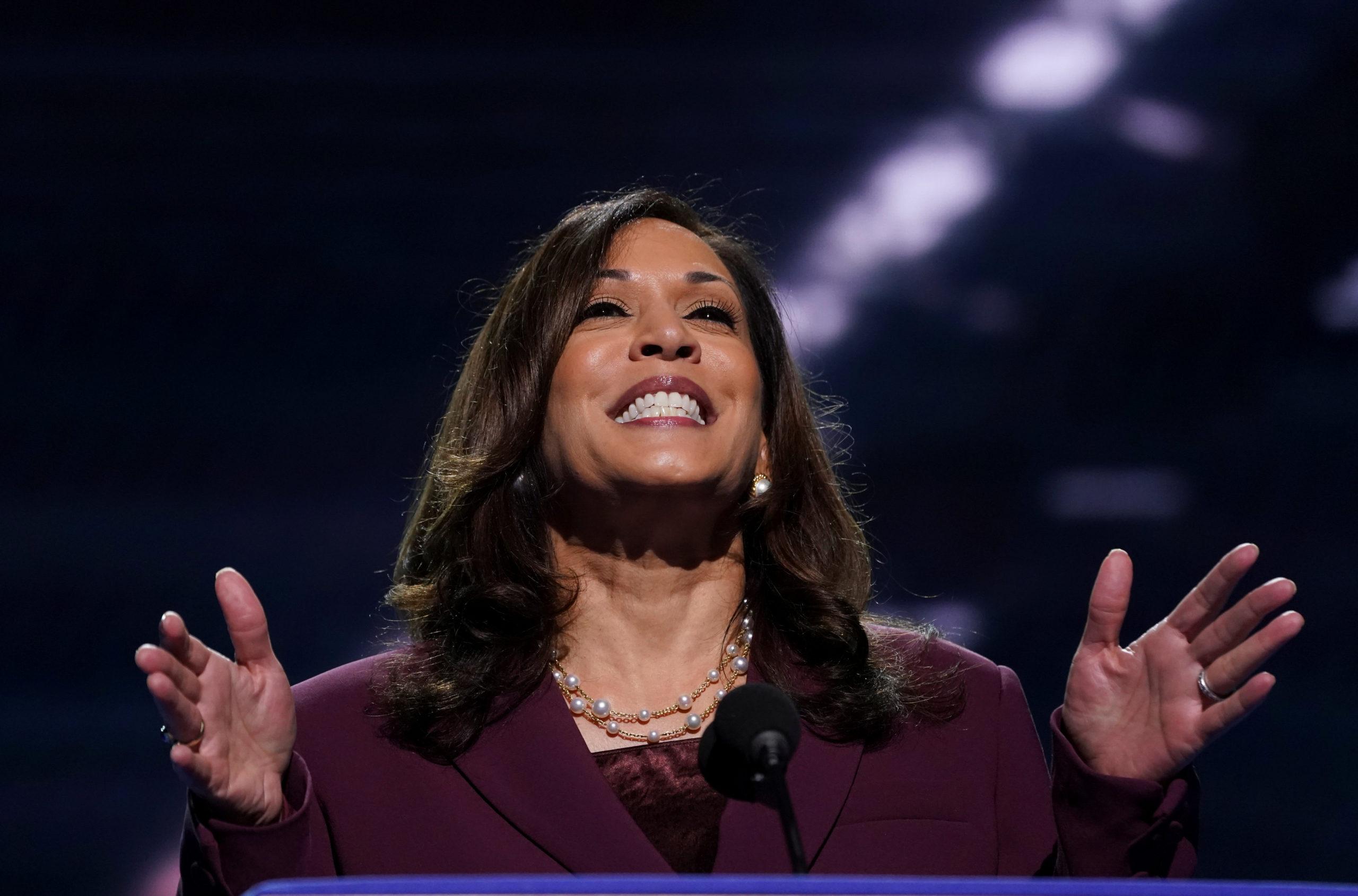 Kamala Harris, chrétienne protestante, première vice-présidente des Etats-Unis