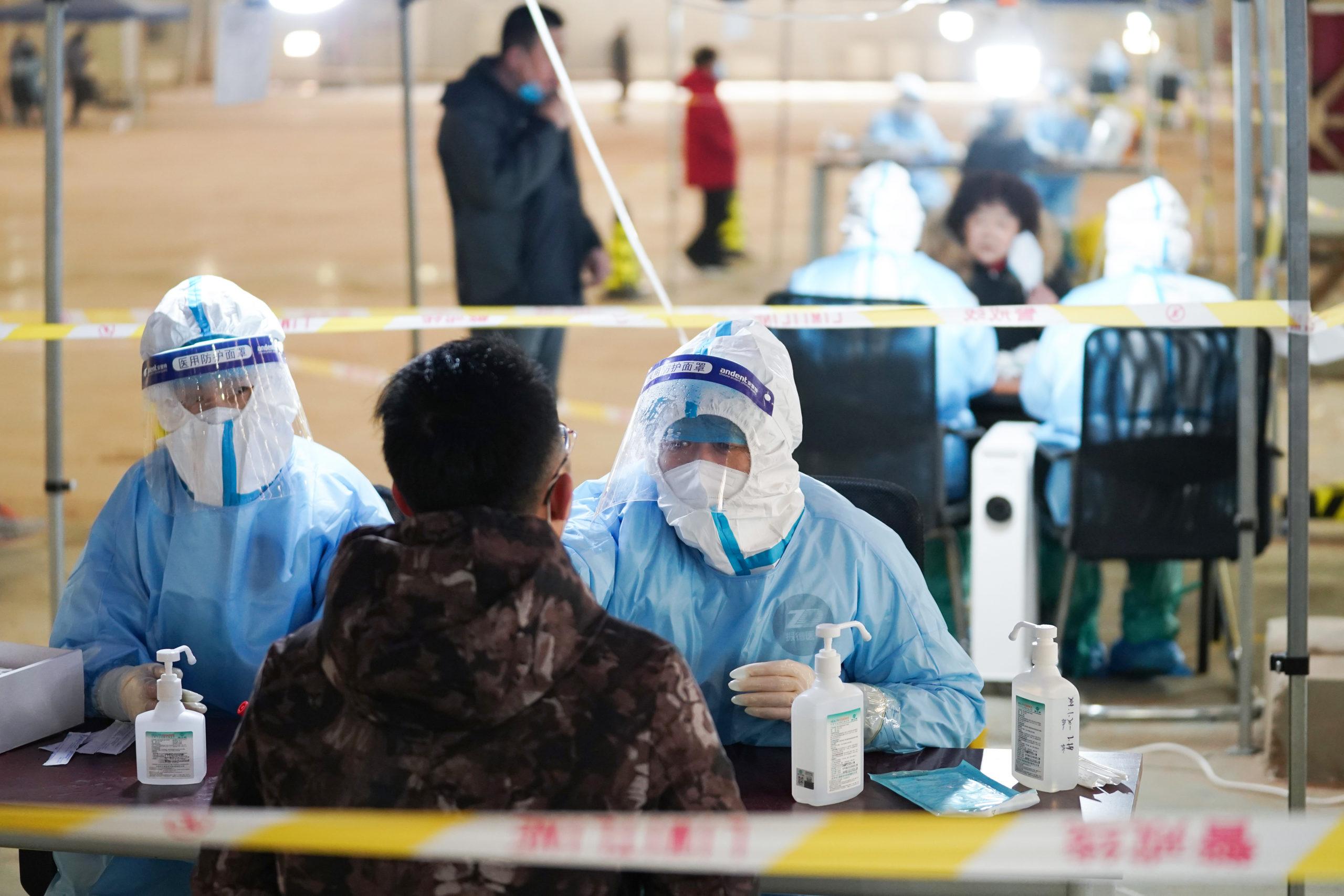 COVID-19: La souche mutante identifiée dans les nouveaux cas confirmés à Pékin