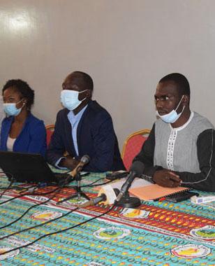 COVID-19: Une enquête révèle que 54,8% des habitants de N'Djaména sont favorables au vaccin