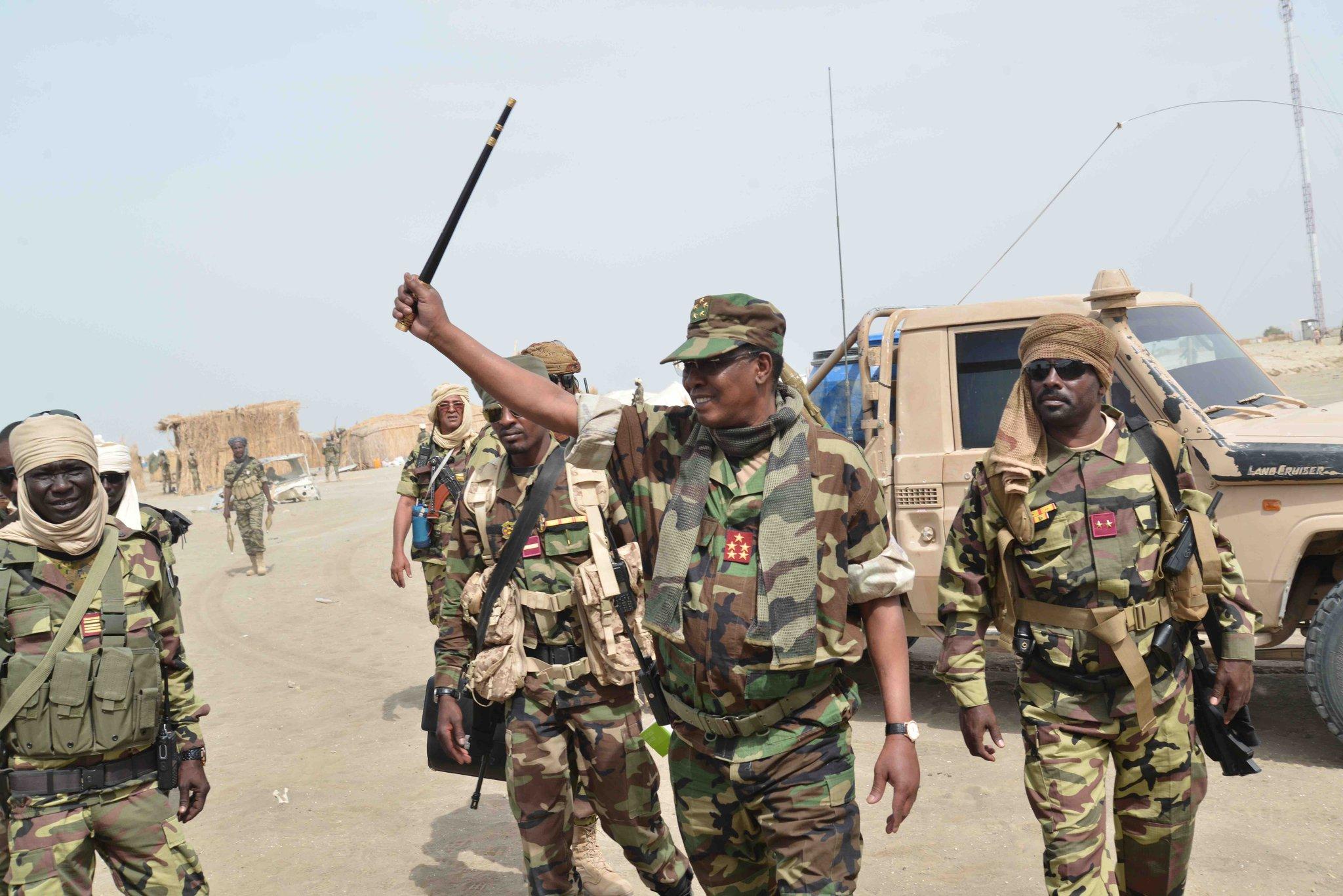 International Crisis Group fustige l'armée tchadienne, le gouvernement contre-attaque