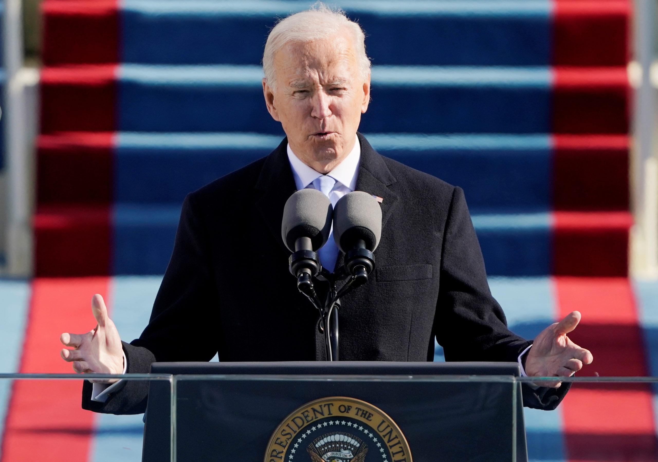 Investiture de Joe Biden, 46e président des Etats-Unis