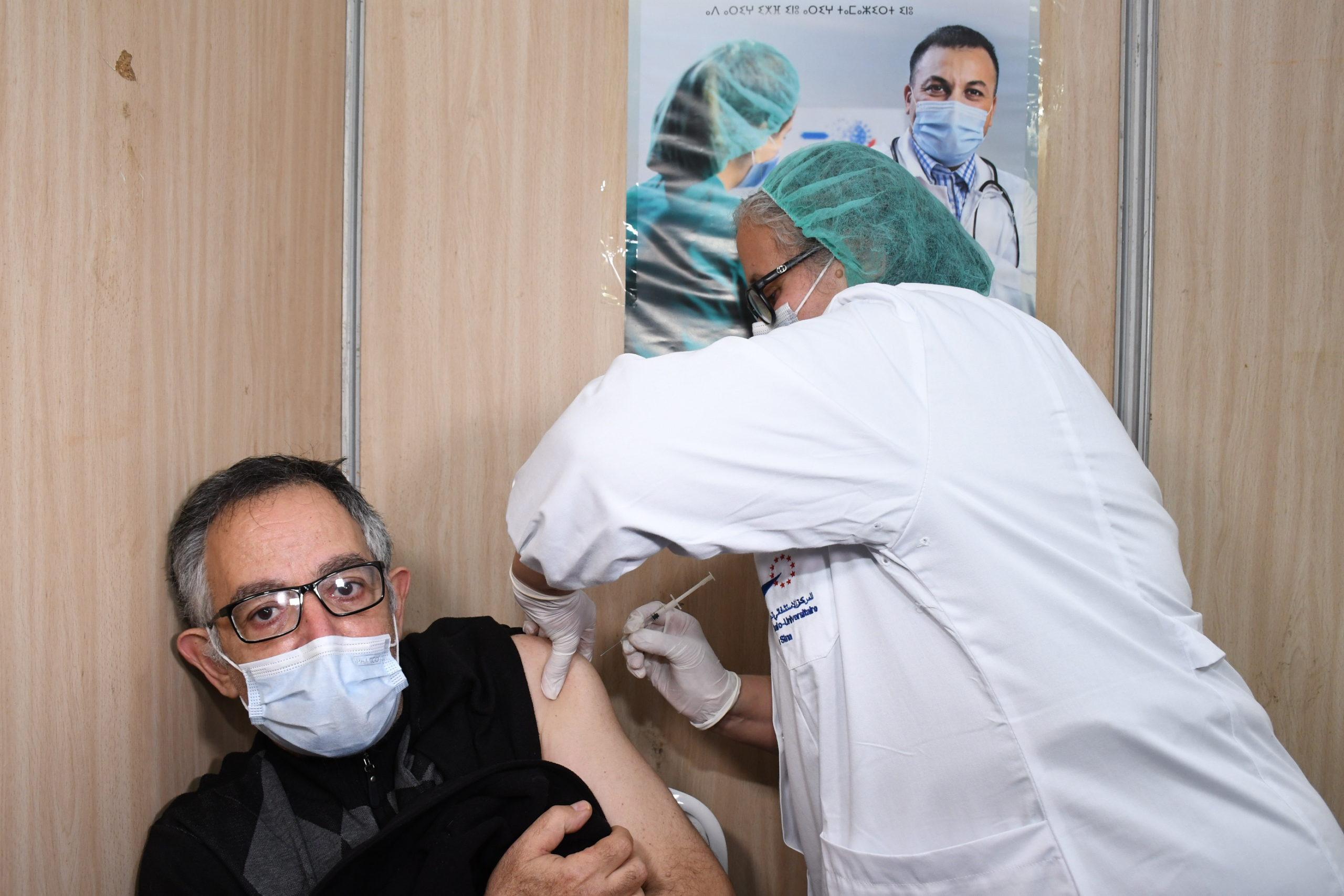 Maroc : inoculation de vaccins chinois contre le Covid-19