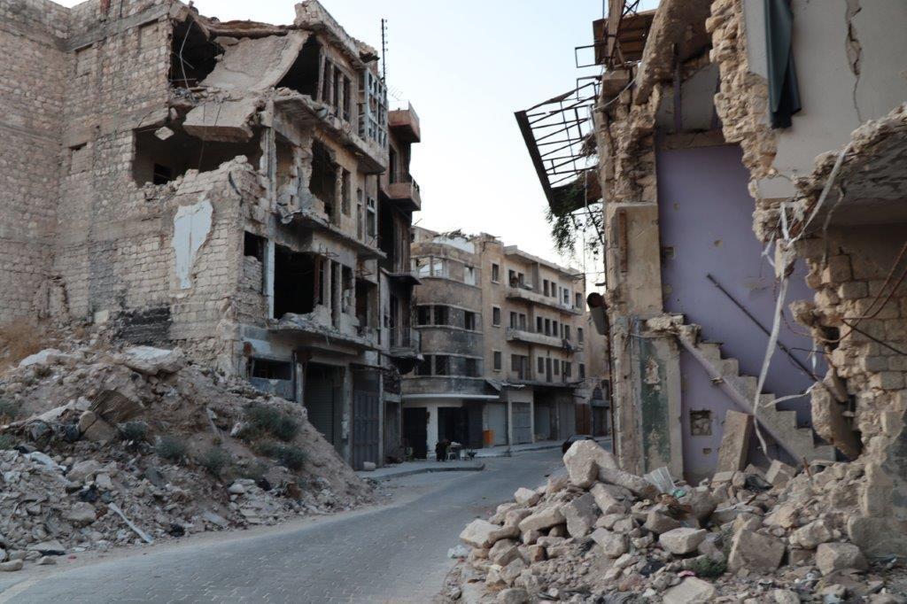 Une ONG chrétienne appelle Joe Biden à lever les sanctions économiques contre la Syrie