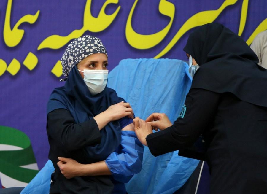1,5 million de cas de Covid-19 en Iran