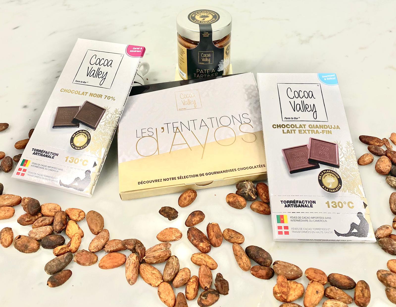 Cameroun : une nouvelle usine de production chocolatière en voie de s'implanter dans le pays