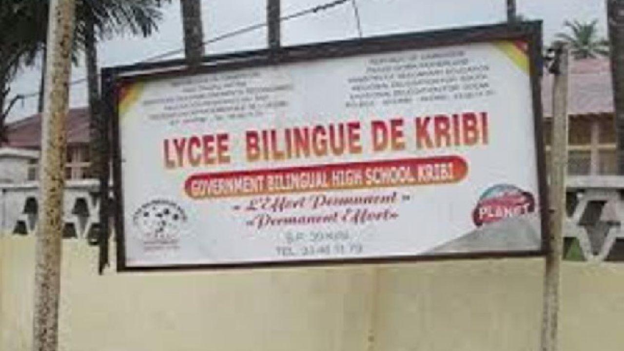 Cameroun : un élève fait recruter ses camarades dans une secte pernicieuse au lycée bilingue de Kribi
