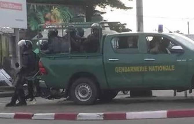 Cameroun : La Gendarmerie nationale met la main sur 7 présumés coupeurs de route dans la localité de Malantouen dans la région de l'Ouest