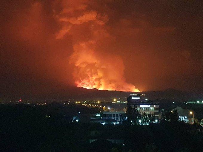 RDC : Après l'éruption du Nyiragongo, la ville de Goma toujours en danger selon l'Observatoire volcanologique de Goma (OVG)