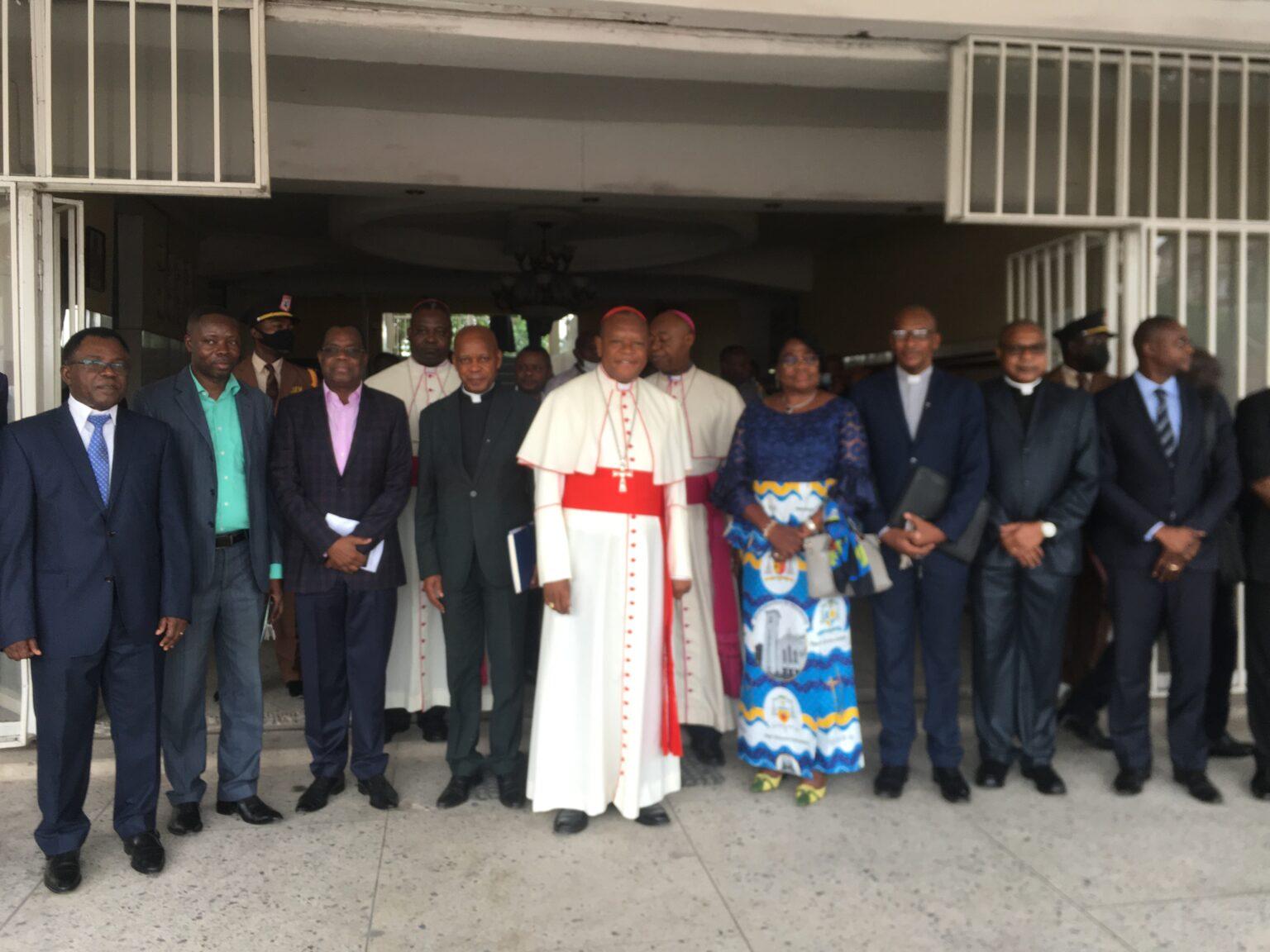RDC: le diocèse de Kinshasa aura bientôt son université dénommée Omnia Omnibus