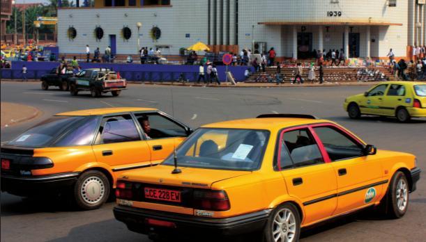 Cameroun : les taxis en état de délabrement avancé ne circuleront plus à Yaoundé la capitale