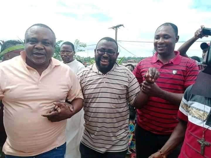 Cameroun : le prêtre Christopher Eboka enlevé récemment par les séparatistes a été libéré