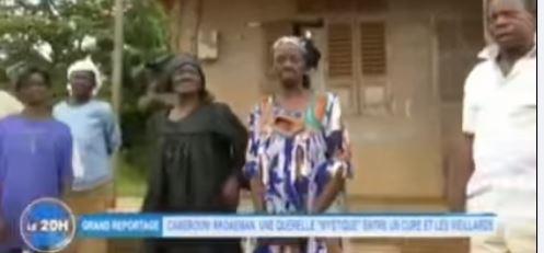 Cameroun : accusées de sorcellerie, des personnes du 3ème âge ne veulent plus fréquenter l'Eglise catholique au village Ndonko