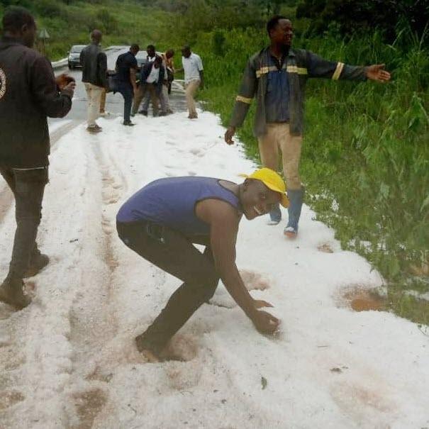 Cameroun : le ministre des transports annonce d'éventuelles chutes de grêles dans certaines régions du Cameroun