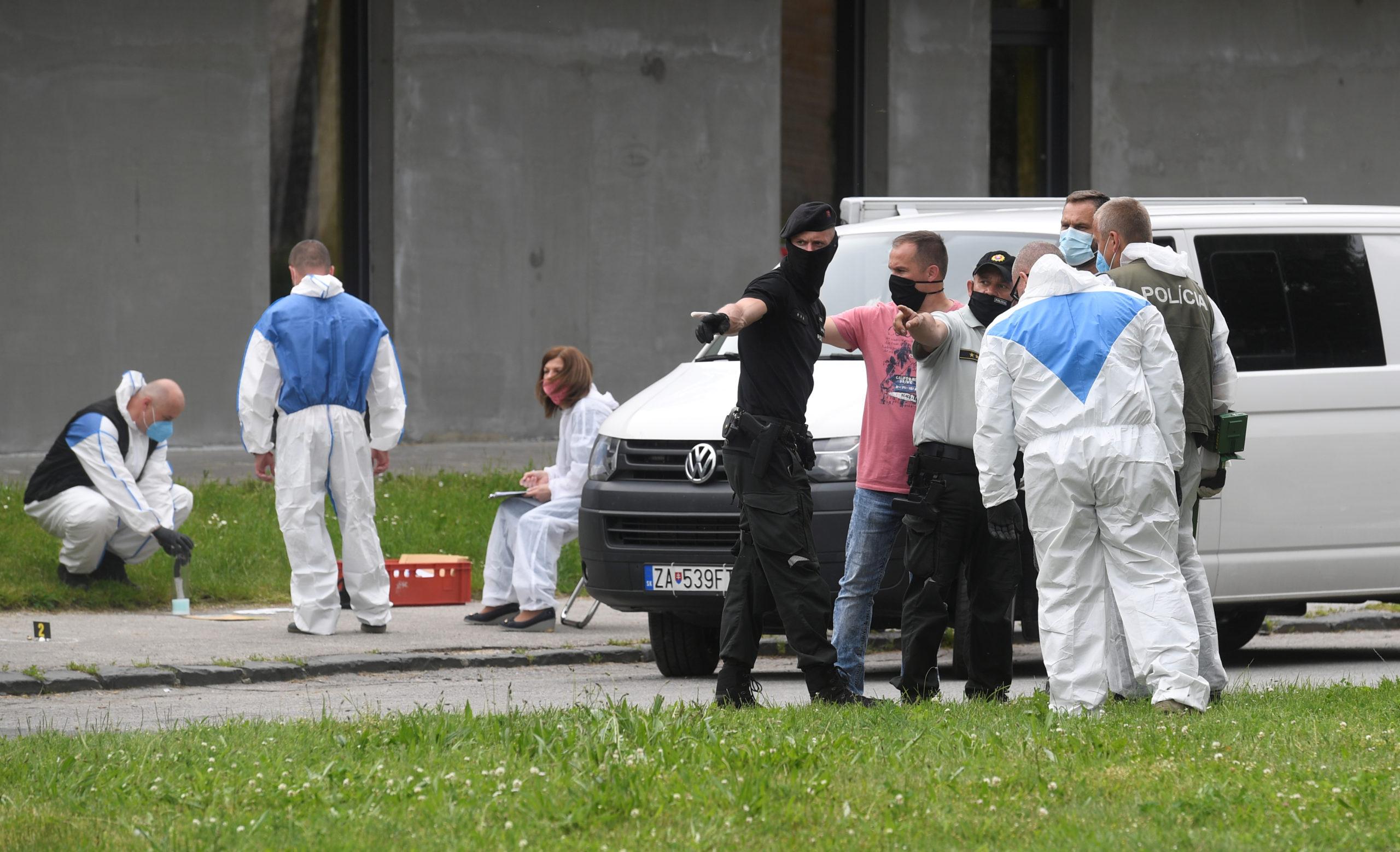 ATTAQUE CONTRE UNE ÉCOLE EN SLOVAQUIE, DEUX MORTS DONT L'ASSAILLANT