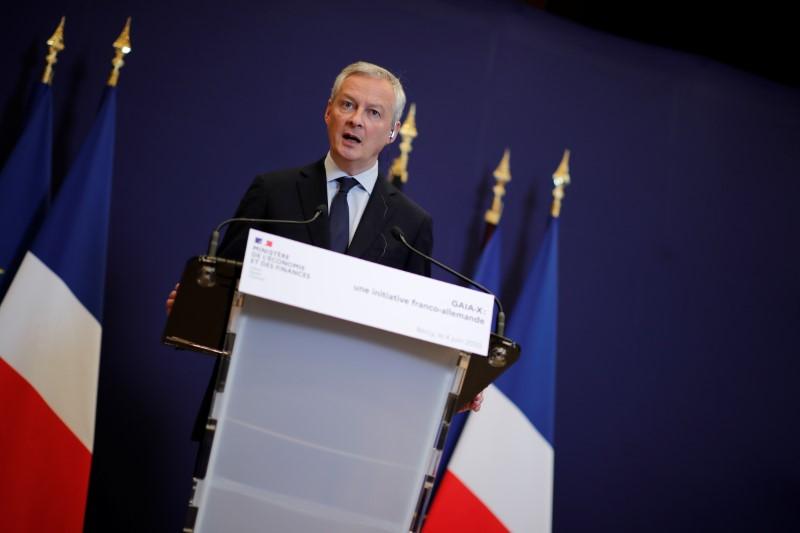 LA FRANCE VA METTRE EN PLACE UN FONDS POUR PROTÉGER SES START-UP, SELON LE FIGARO