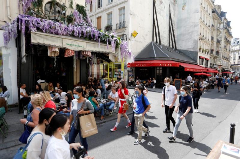 CORONAVIRUS: LA FRANCE ENREGISTRE 44 MORTS SUPPLÉMENTAIRES