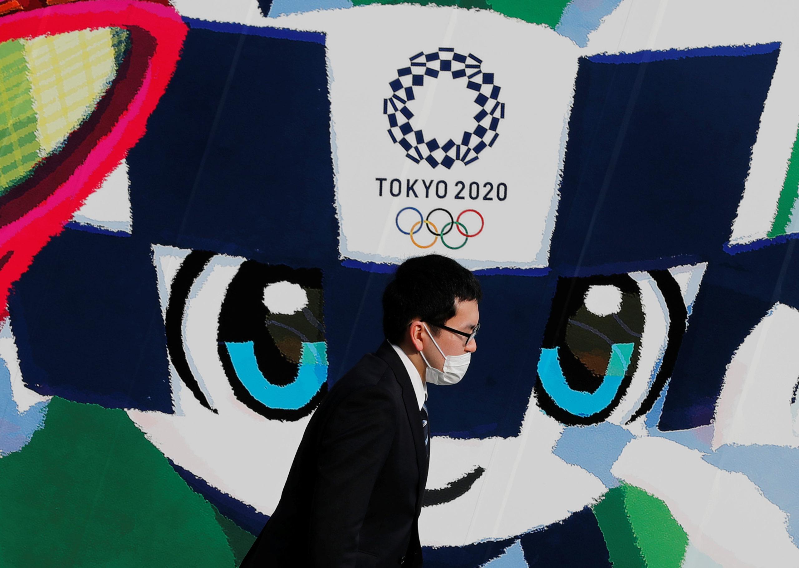 JAPON: DÉCISION SUR LA TENUE DES JEUX OLYMPIQUES AU PRINTEMPS PROCHAIN