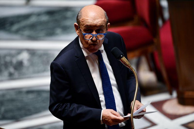 LA FRANCE PRÉOCCUPÉE PAR LA SITUATION À HONG KONG, SELON LE DRIAN