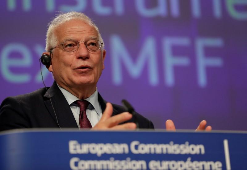 L'UE SE DIT CONSTERNÉE APRÈS LA MORT DE GEORGE FLOYD