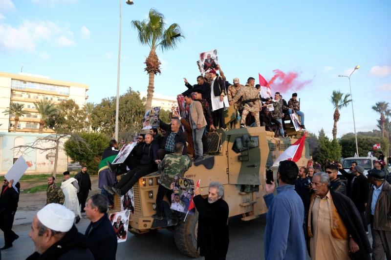 """LA FRANCE MET EN GARDE CONTRE LE """"SCÉNARIO DU PIRE"""" EN LIBYE"""