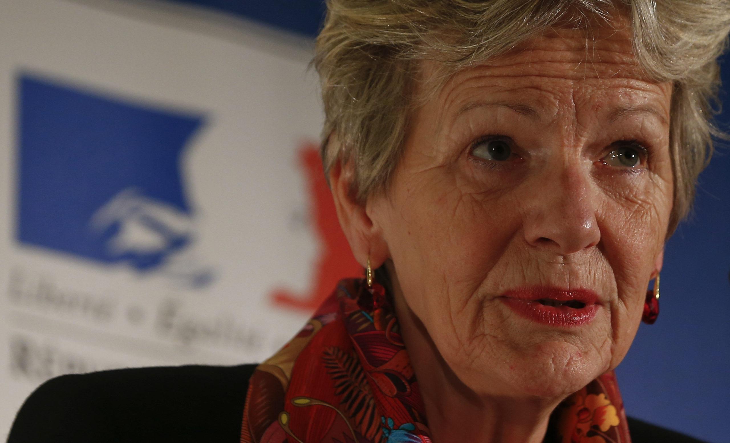 Affaire Fillon: L'ex-procureure Houlette regrette une déformation de ses propos