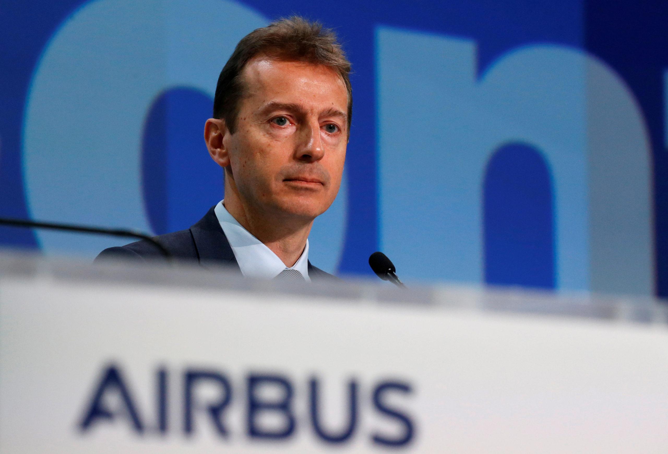 Airbus appelle à un cessez-le-feu dans la guerre des subventions