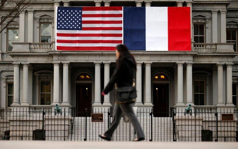 Hausse des taxes US sur des produits de l'UE dont les vins français