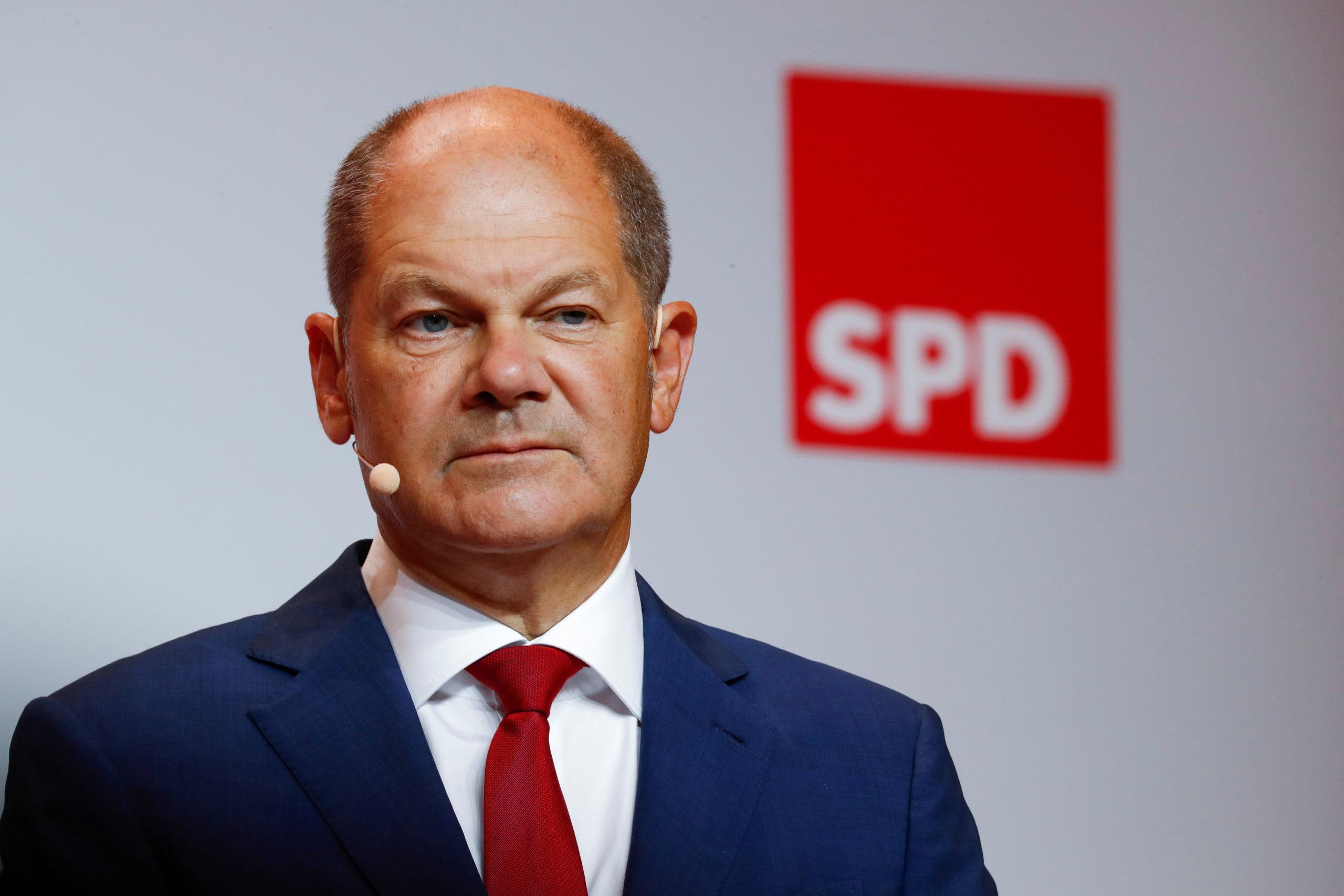 Allemagne: Le SPD choisit Scholz pour briguer la chancellerie en 2021