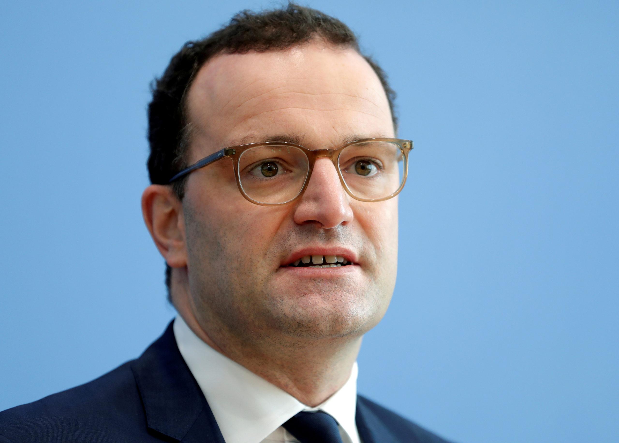 Allemagne: Les mesures de confinement ne seront probablement pas levées avant la fin de l'hiver, estime le ministre de la Santé