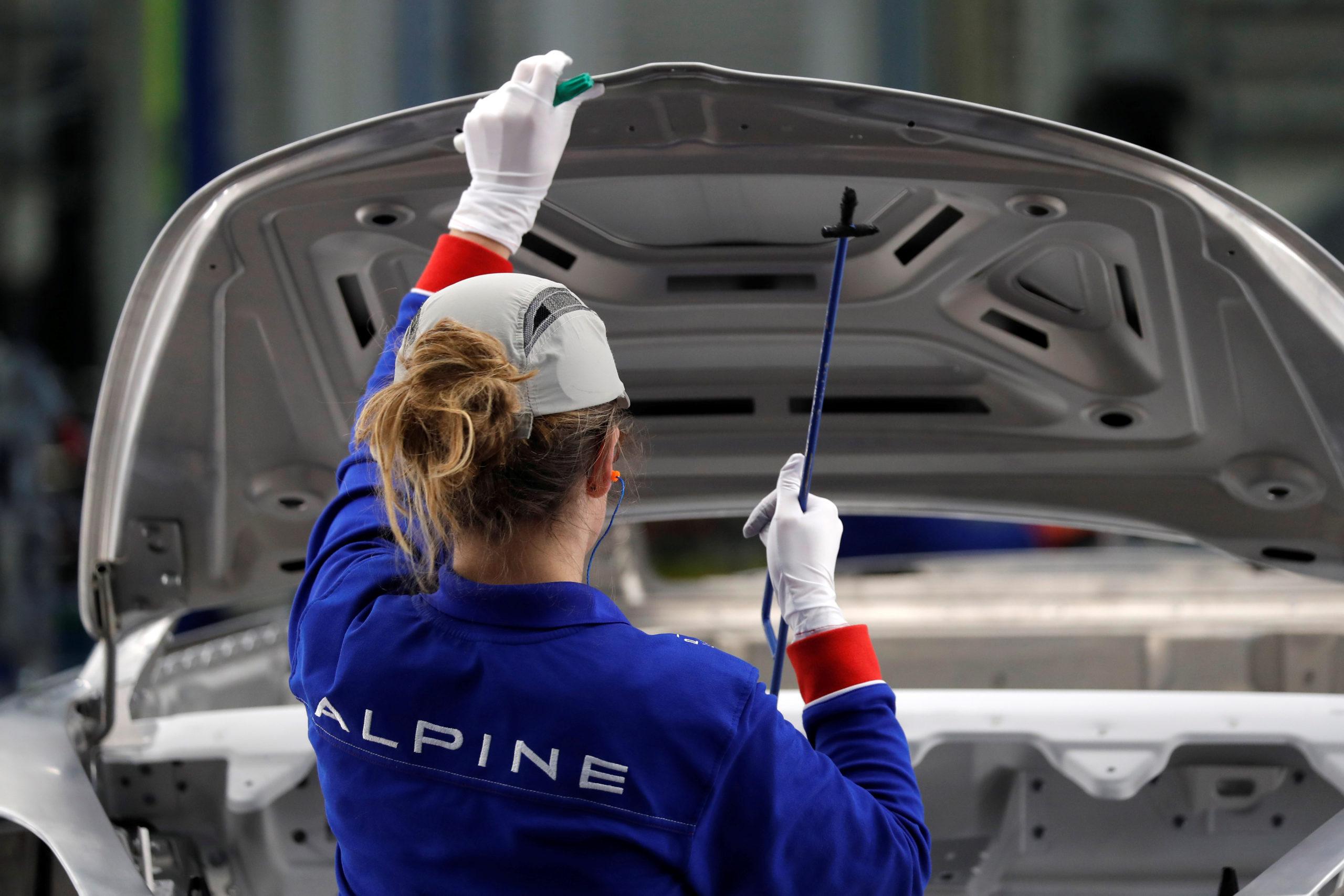 Alpine, pilier sport de Renault, alignera un nouveau bolide au Mans 2021