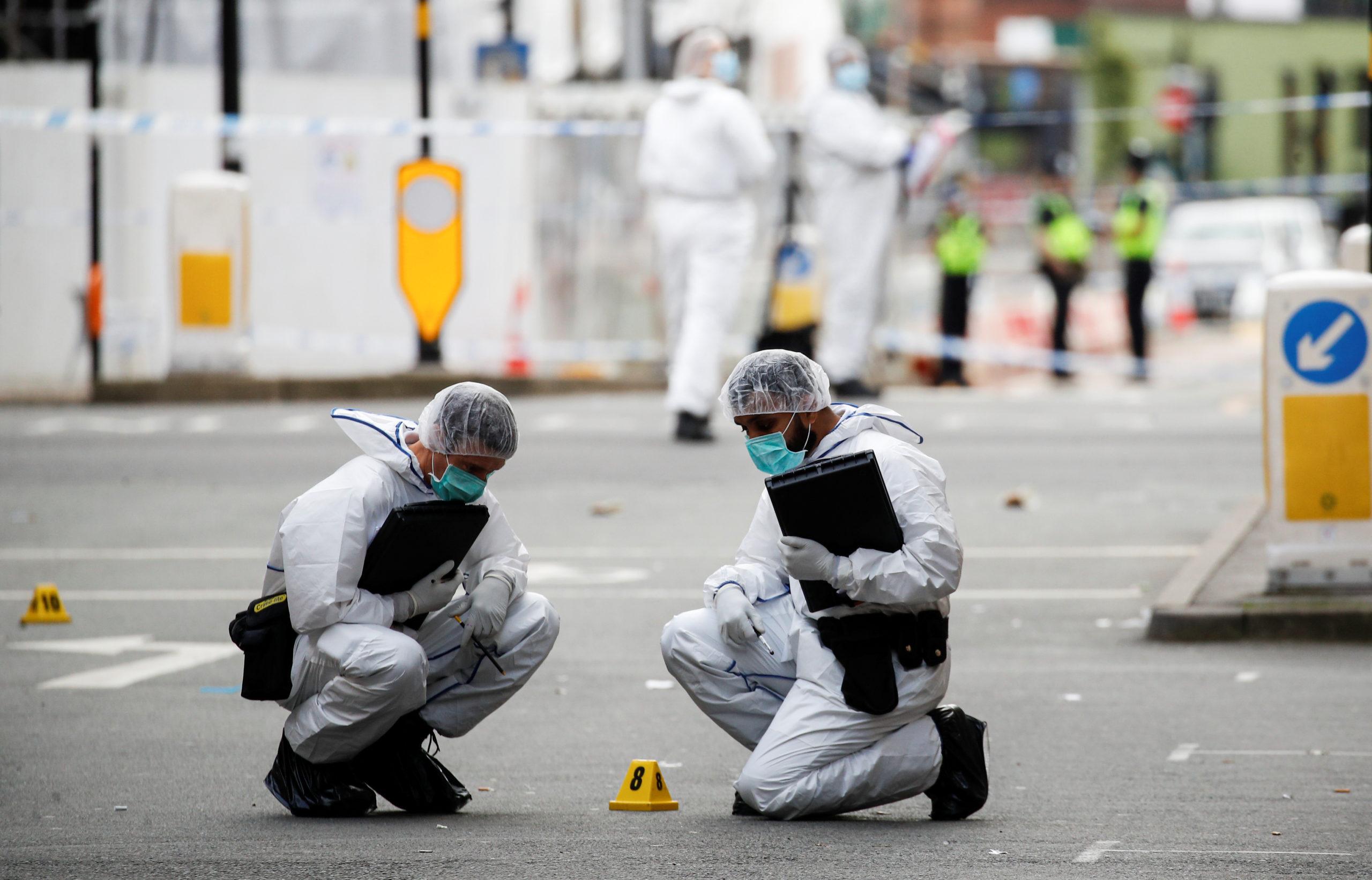 Arrestation d'un suspect après l'attaque au couteau à Birmingham