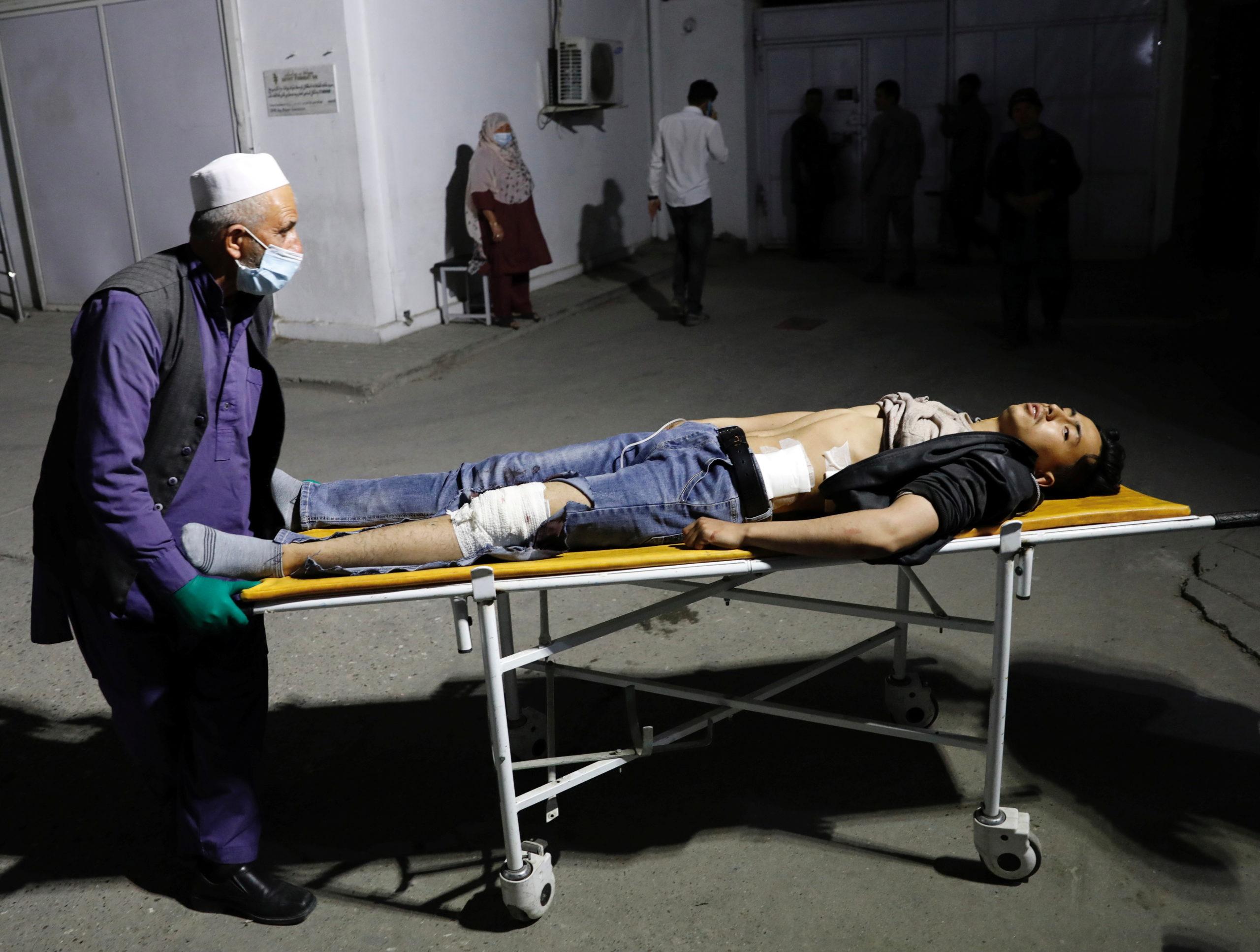 Au moins 18 morts dans un attentat à Kaboul, l'EI revendique