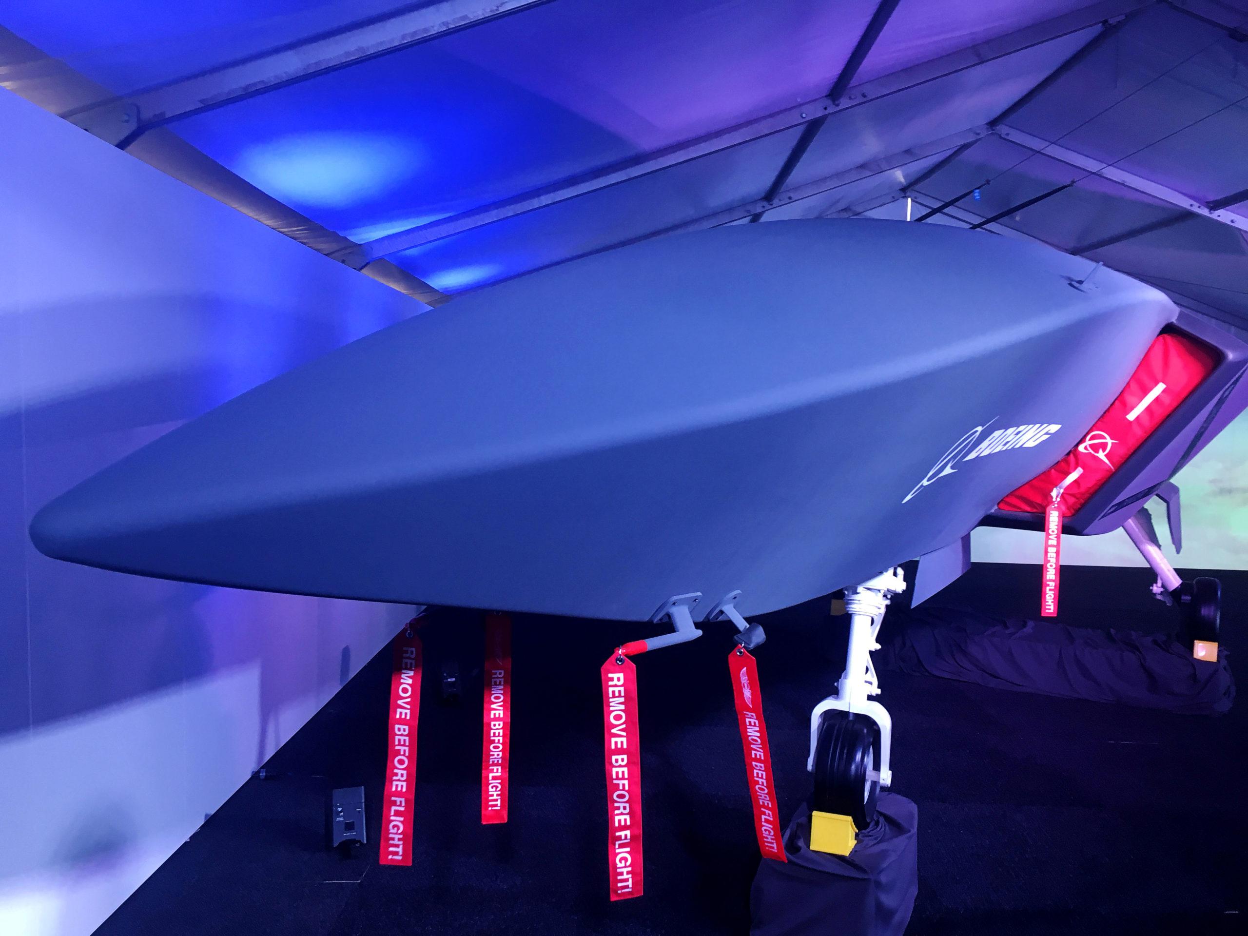 Boeing et l'armée australienne ont bouclé le premier test d'un chasseur sans pilote