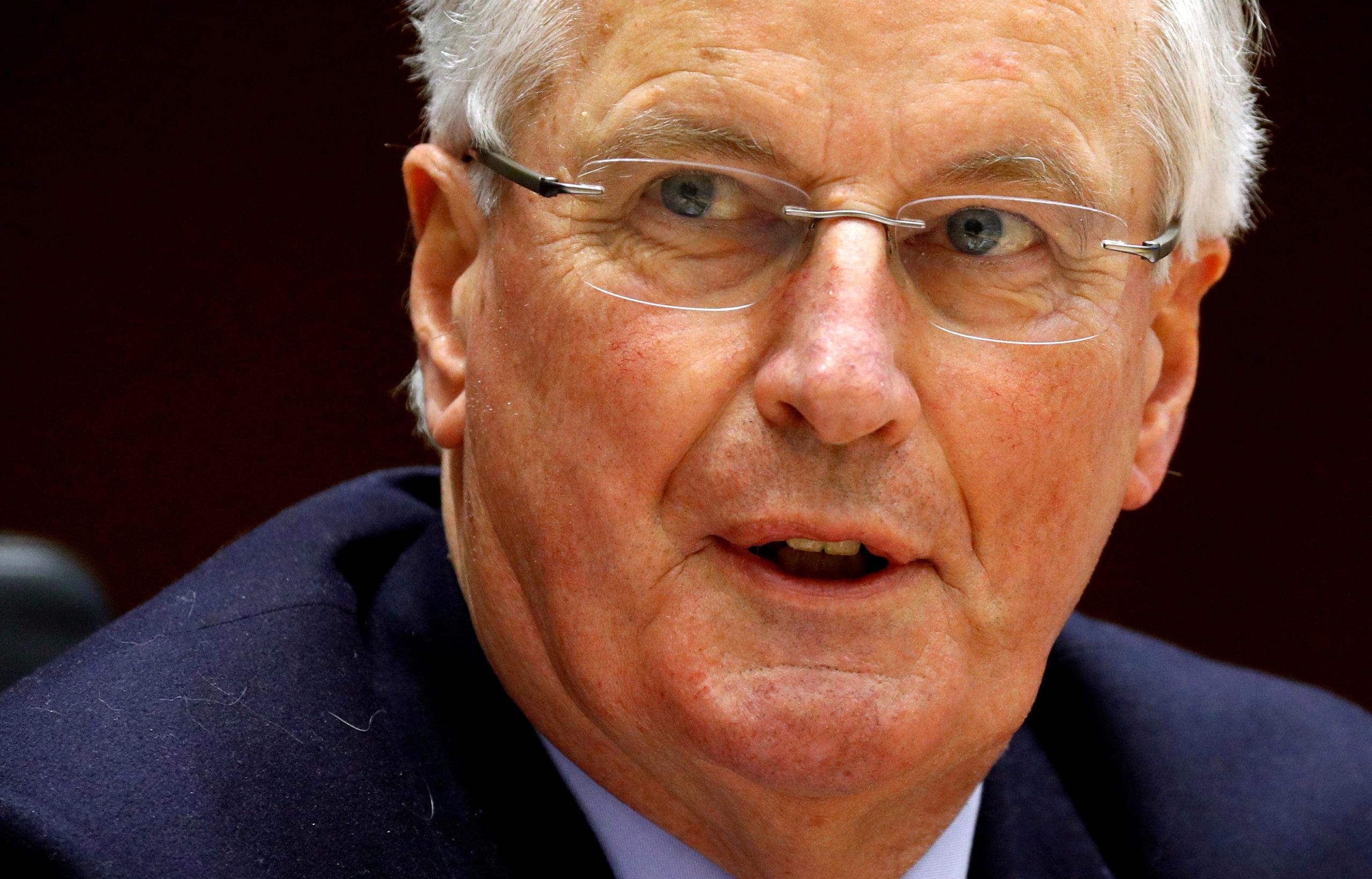 Brexit: La France dément une mise à l'écart de Michel Barnier