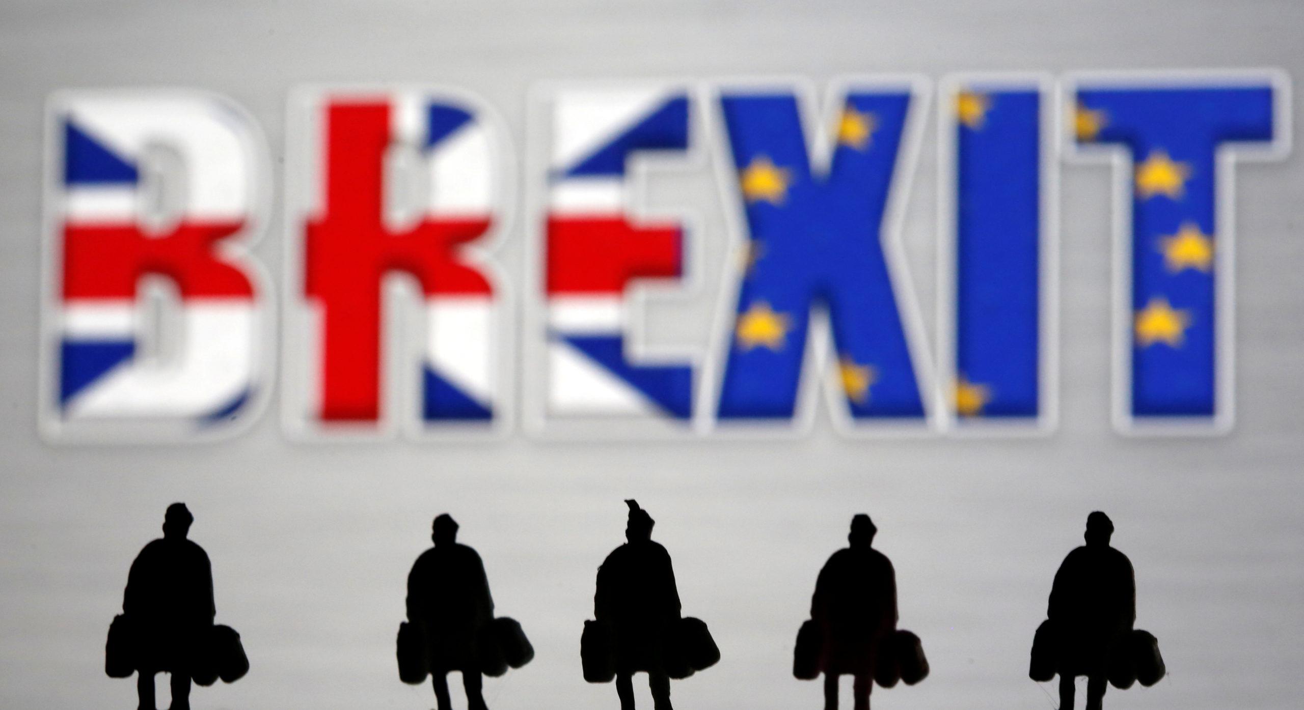 Brexit: Le Royaume-Uni déterminé à appliquer l'accord de retrait