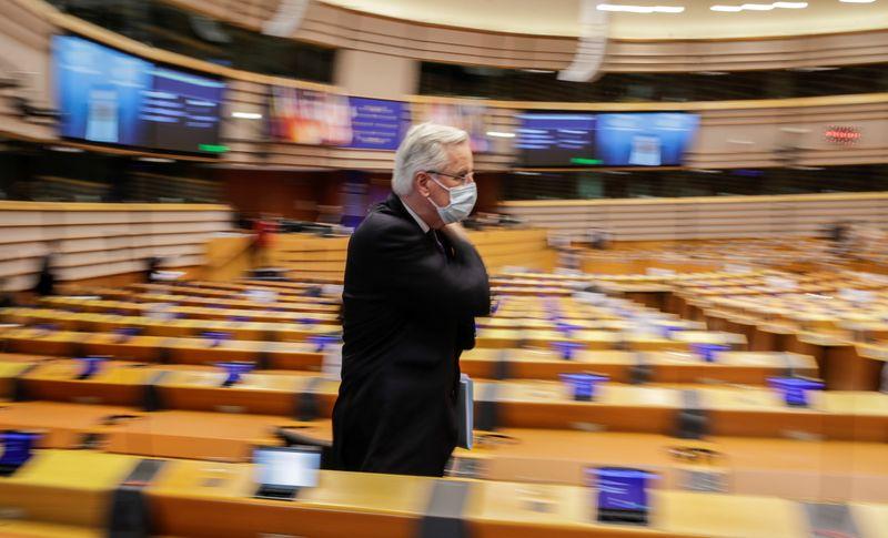 Brexit: Les discussions entre Londres et l'UE se poursuivent