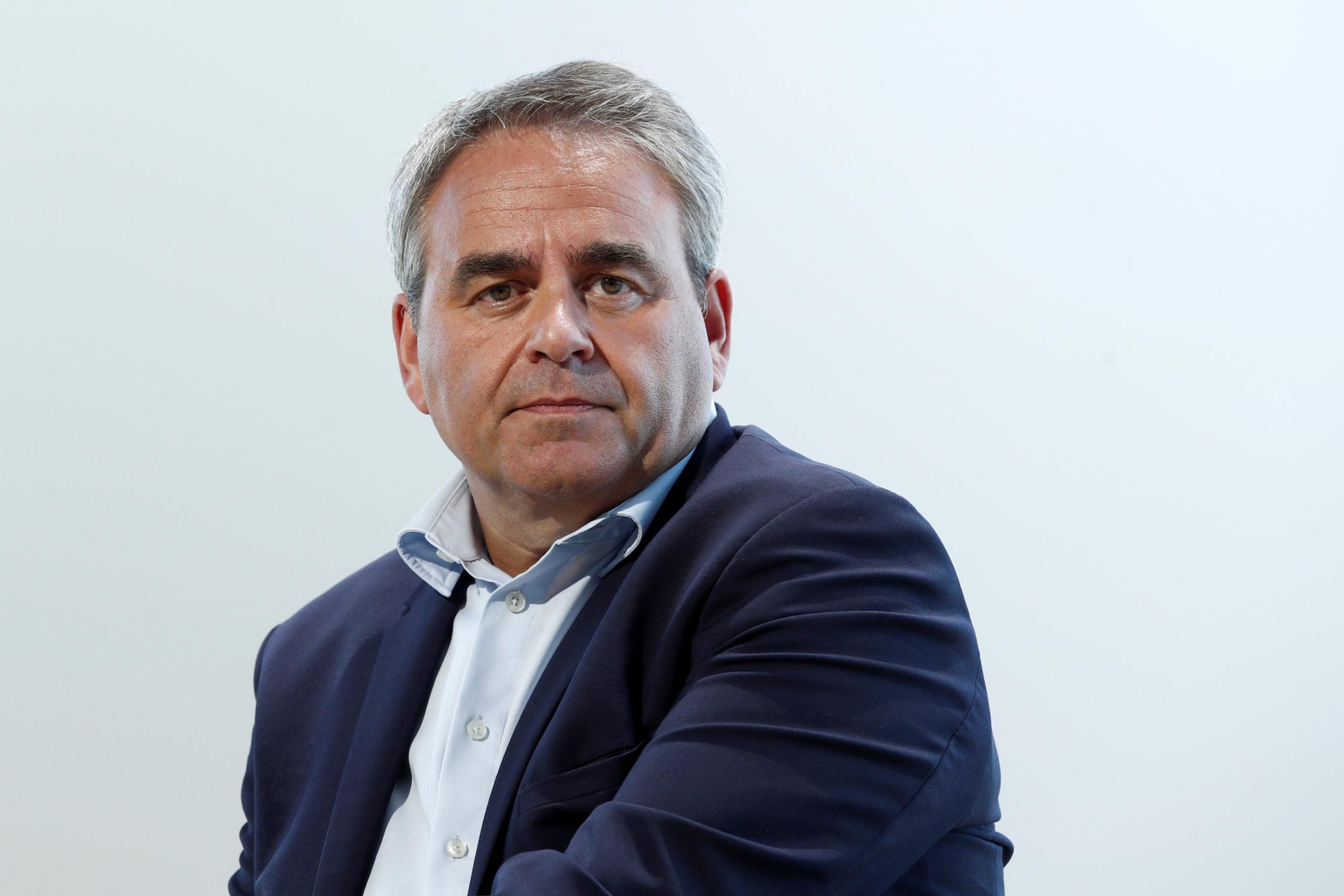 Bridgestone: Xavier Bertrand demande à l'Etat d'investir pour sauver l'usine