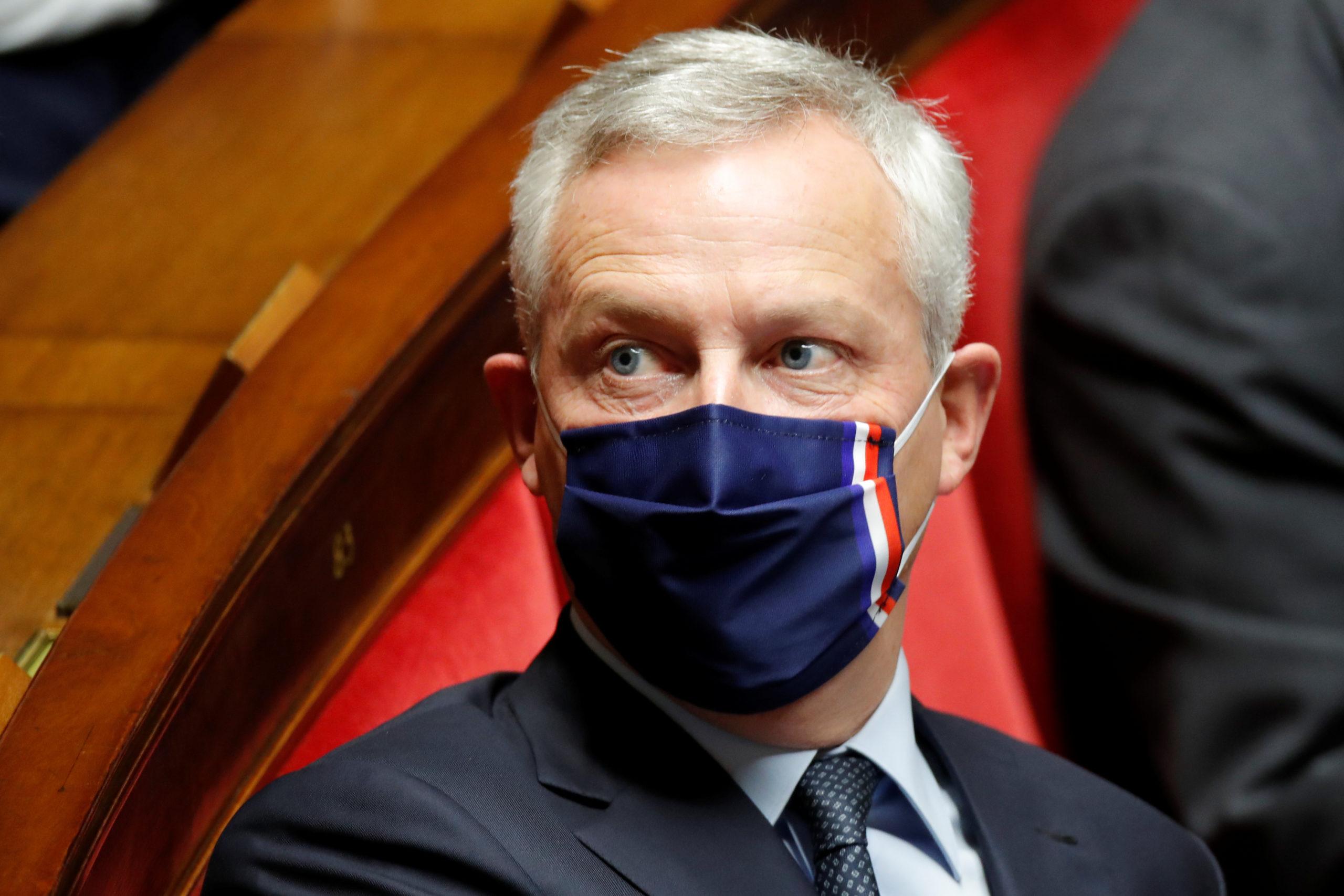 Bruno Le Maire annonce qu'il a été testé positif au coronavirus, aucun symptôme