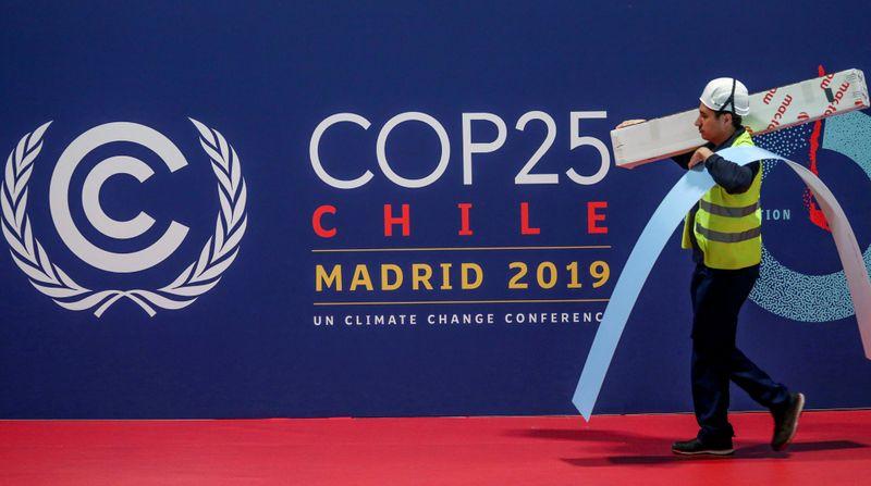 Climat: La COP25 s'ouvre à Madrid