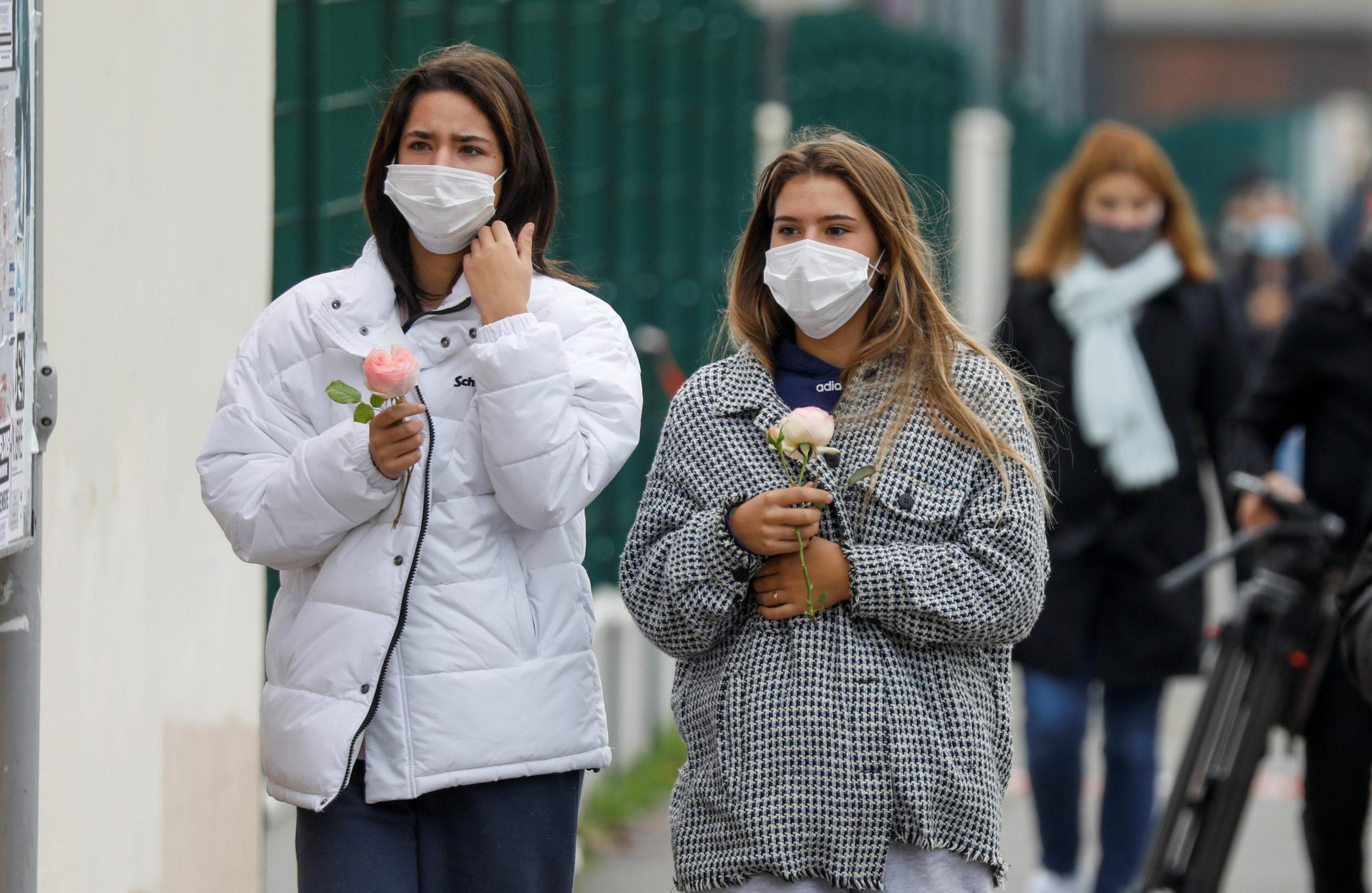 Conflans-Sainte-Honorine sous le choc après le meurtre d'un professeur