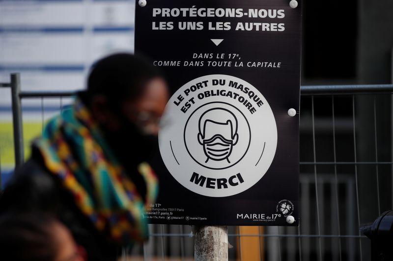 Coronavirus: 20.586 nouveaux cas en France, 191 nouveaux décès