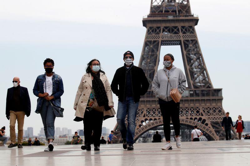 Coronavirus: 483 nouveaux décès en France, dont 429 en Ehpad